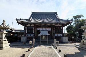 南光坊(四国霊場55番札所) | 観光スポット | 観光情報 | 今治市