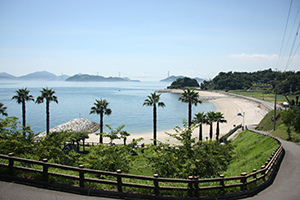 大角海浜公園 | 観光スポット | 観光情報 | 今治市